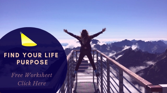 Find Your Life Purpose Worksheet
