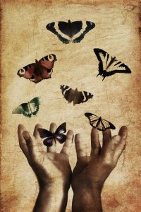 Releasing your inner butterflies