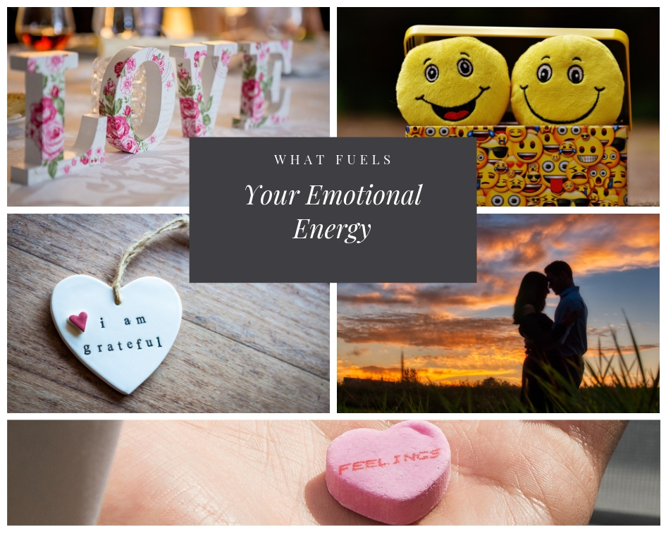 Emotional Energy collage